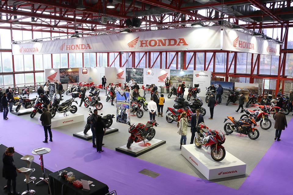 salon motomadrid 2017 honda