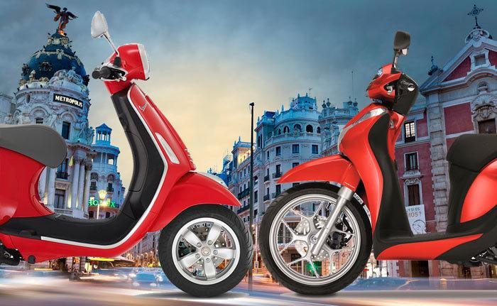 Scooter de rueda alta o baja ¿qué es mejor? (image)
