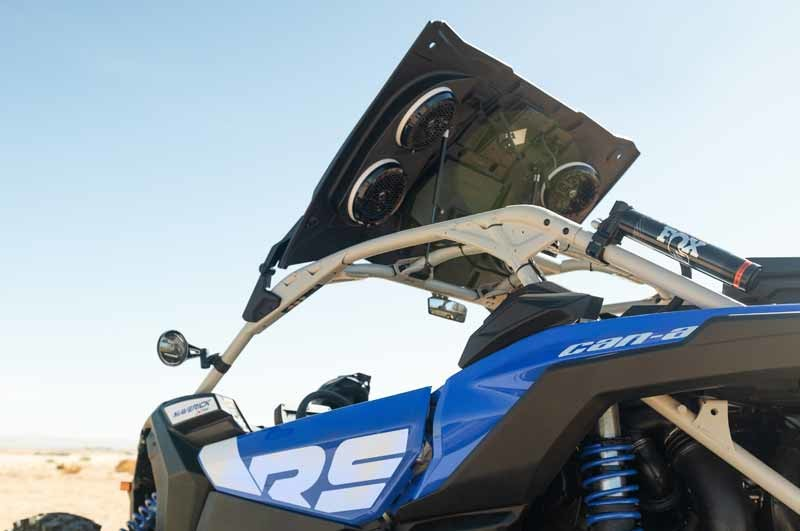 can am turbo rr 2022 sound roof