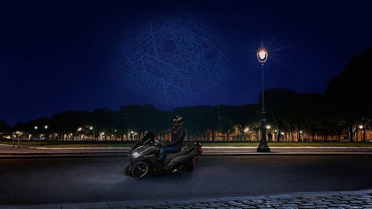 Probamos los nuevos Peugeot Metropolis 400 SW y GT 2021 (image)