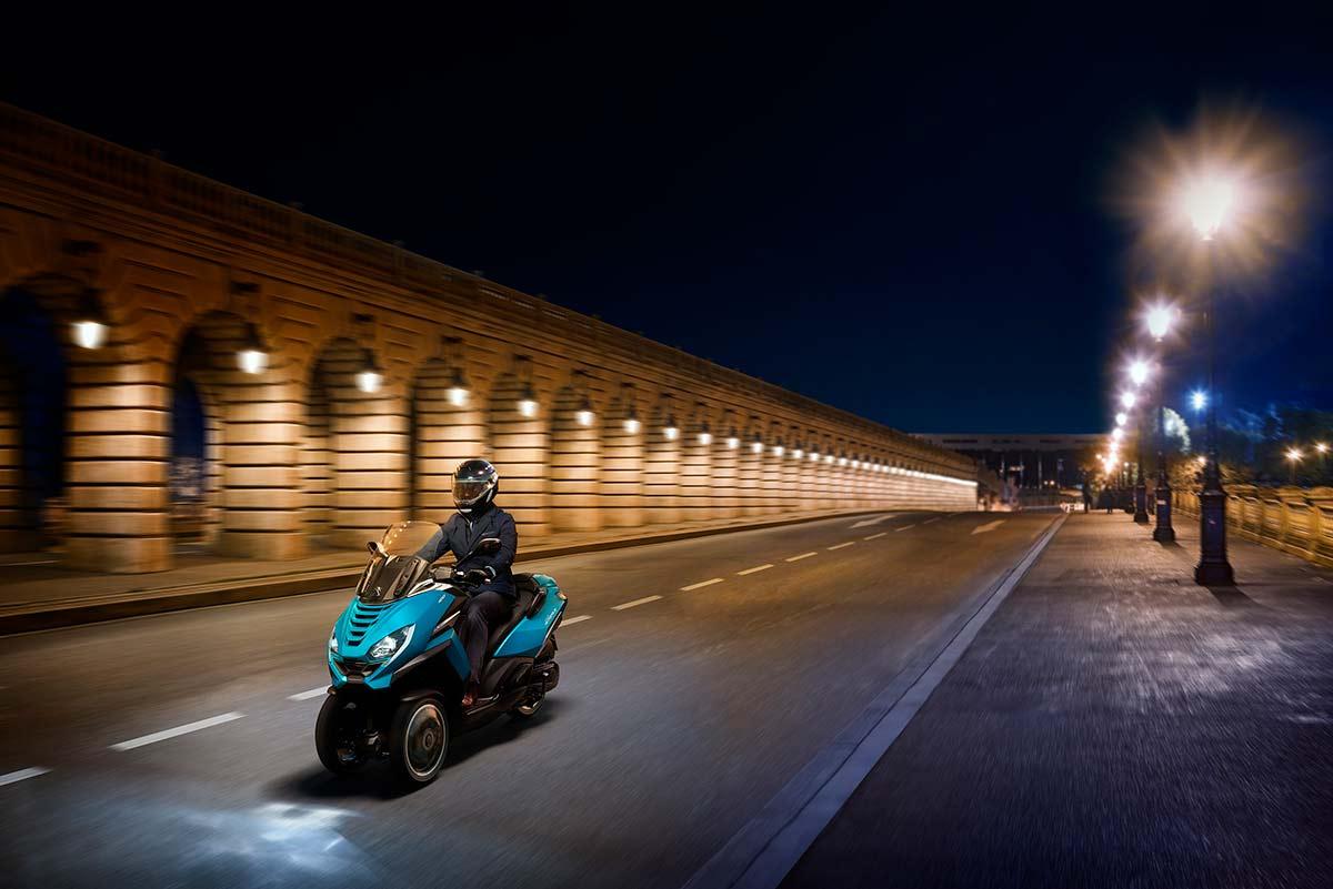 Peugeot Motocycles confirma su crecimiento (image)