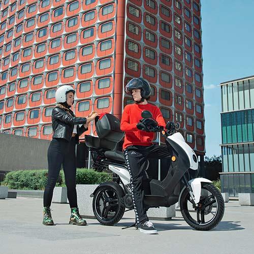 Peugeot e Ludix