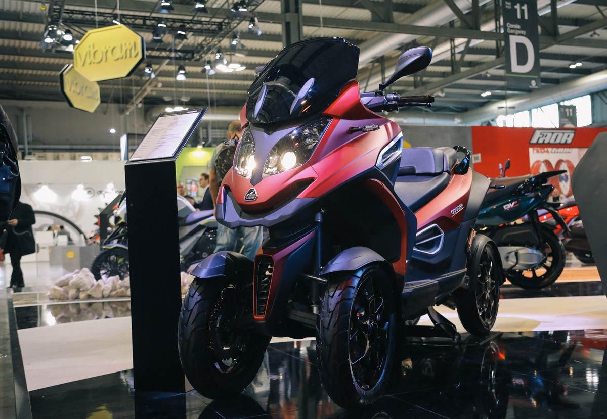 Qooder despliega ruedas y tecnología en 2020 (image)
