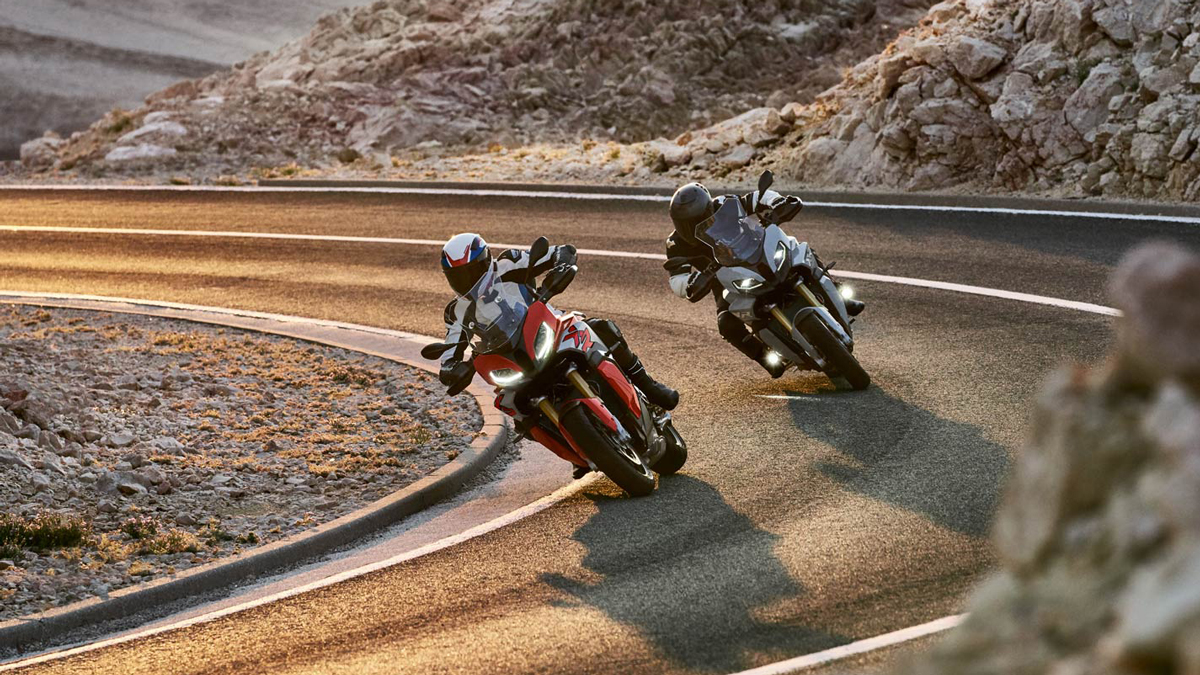 Motos crossover: las mejores trail asfálticas (image)