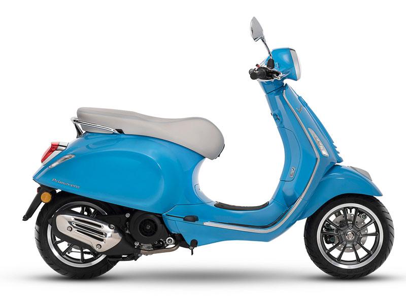 vespa primavera 125 50 aniversario 2018 perfil azul