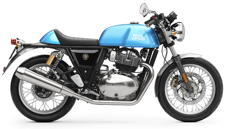 royal enfield continental gt 650 A2