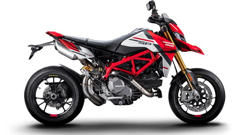 Ducati Hypermotard 950 SP 2022