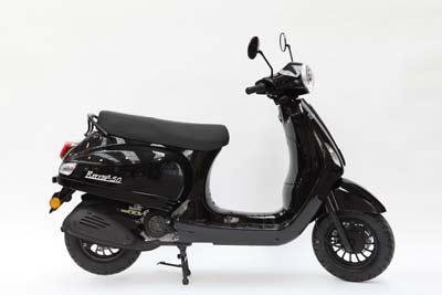 Riya, nueva marca de scooters low cost (image)