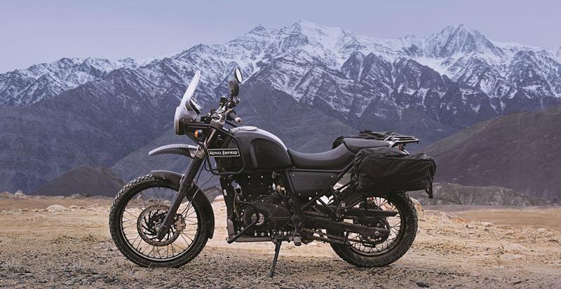 La Royal Enfield Himalayan tendrá dos versiones (image)