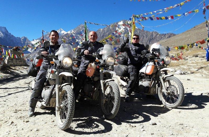 Royal Enfield Himalayan Challenge: experiencia de alto voltaje (image)