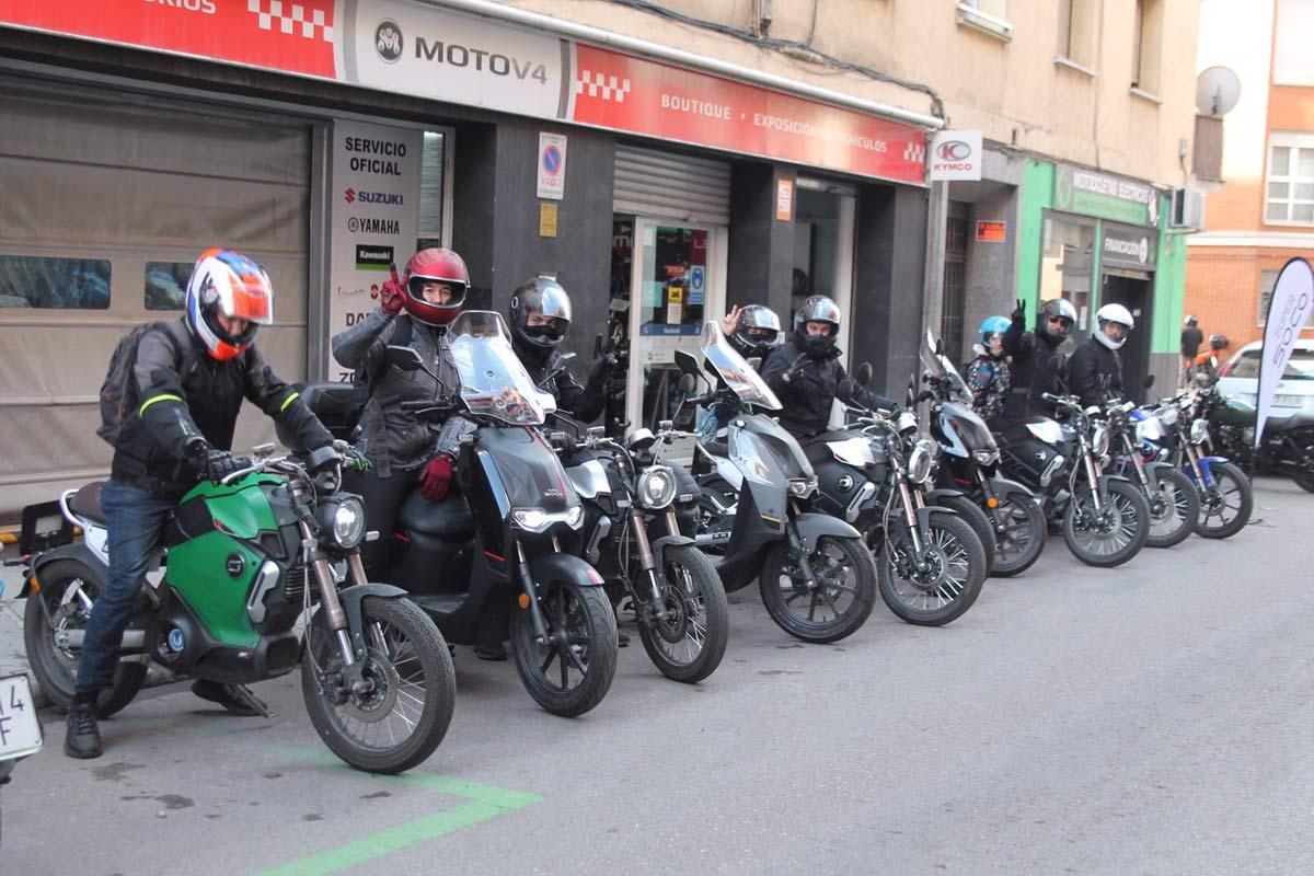 Primera concentración Super Soco en Madrid (image)