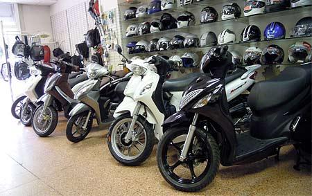Las ventas de motos crecen un 9,1% en noviembre (image)