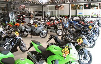 Las ventas de motos despegan en 2014 (image)