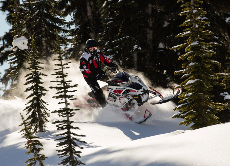 motos nieve yamaha 2