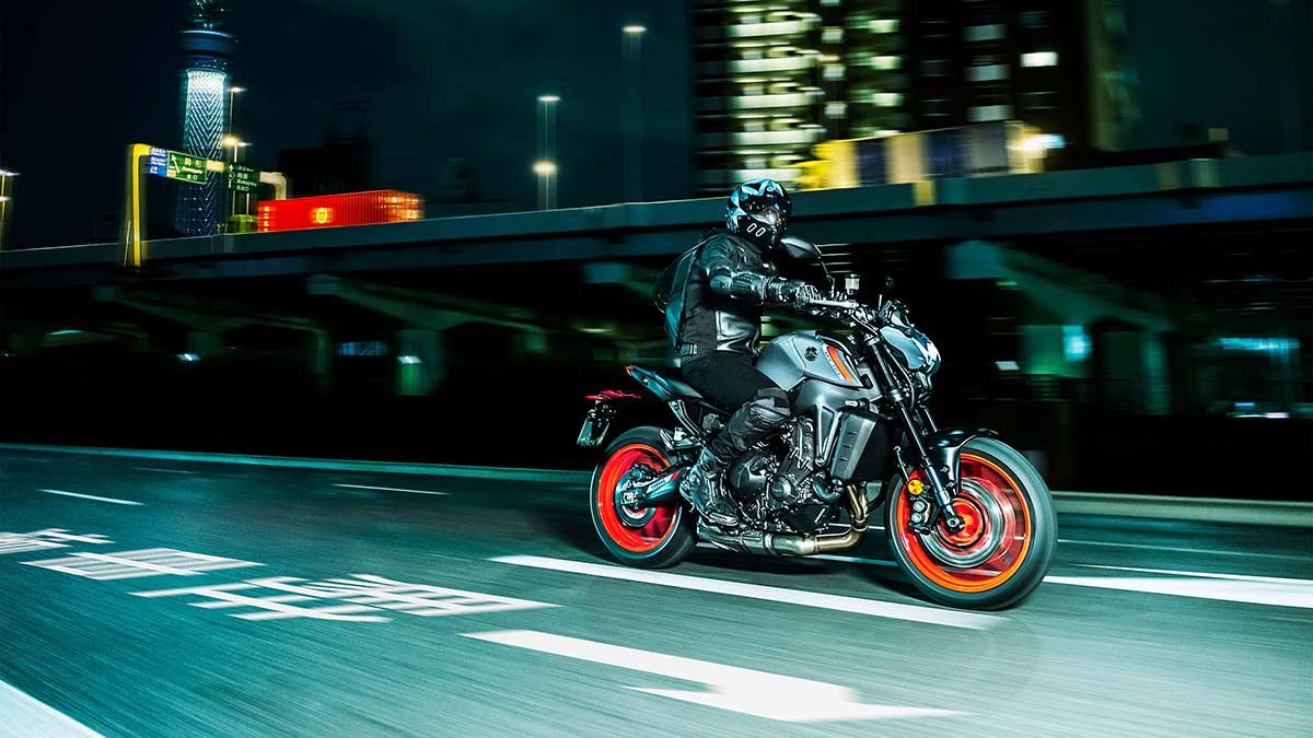 Yamaha MT-09 2021: más ligera, más potente, más MT (VIDEO) (image)