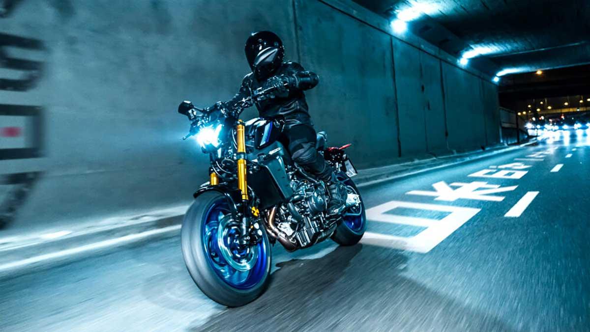 Yamaha MT-09 SP 2021: para los más sibaritas (image)