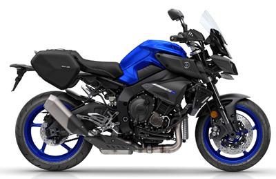 yamaha mt 10 tourer azul