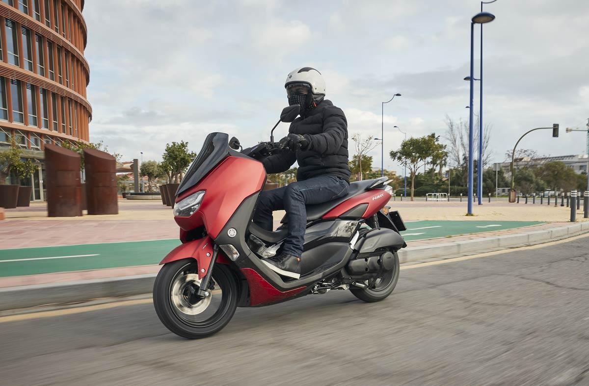 Prueba Yamaha NMAX125 2021 (image)