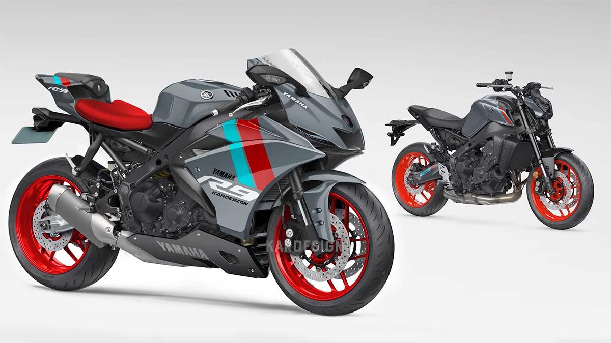 Yamaha R9 2022: algo más que un rumor (image)