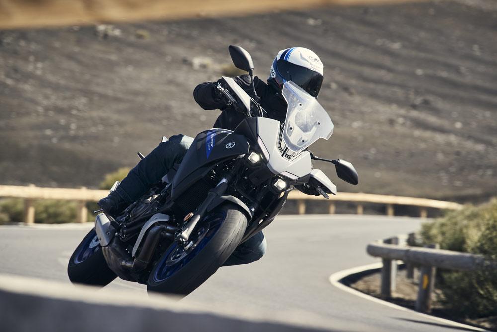 Prueba Yamaha Tracer 700 2020 (video) (image)