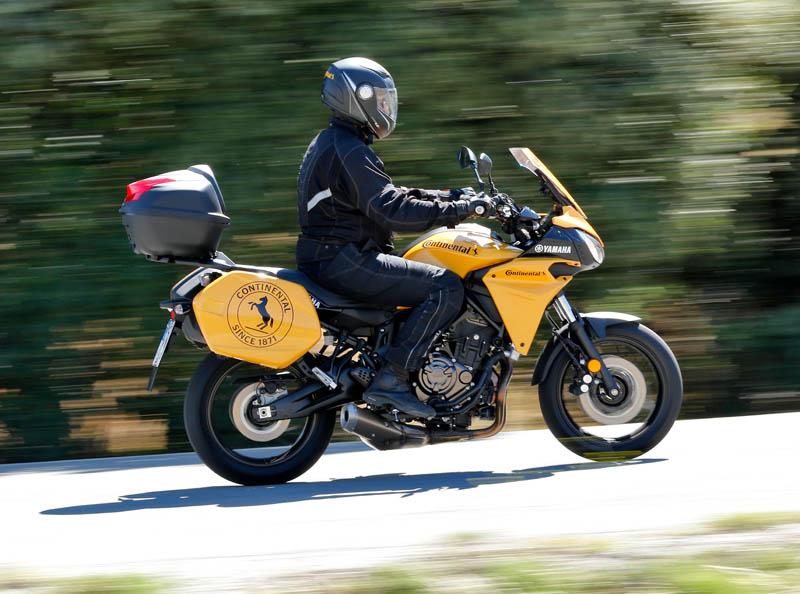 Yamaha Tracer 700: la moto de La Vuelta (image)