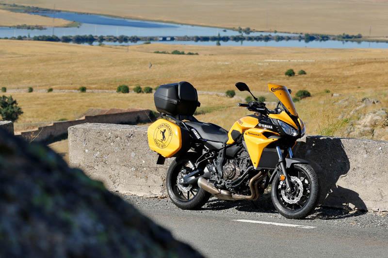 yamaha tracer 700 vuelta espana moto oficial noticia 2
