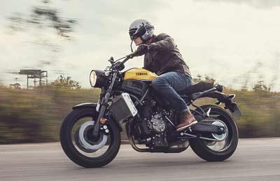 Yamaha XSR700 60 Aniversario, ya a la venta (image)