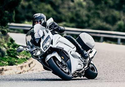 Yamaha pone al día la FJR1300 para 2016 (image)