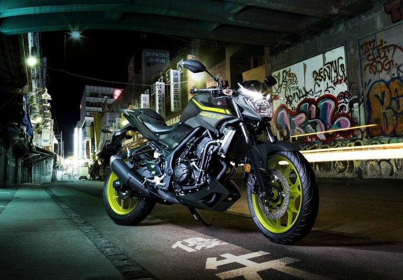Nuevos colores Yamaha YZF-R3 y MT-03 (image)