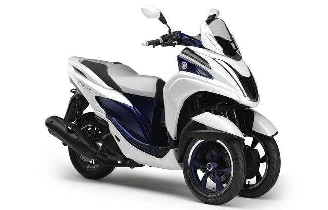 Yamaha Tricity 125 (image)