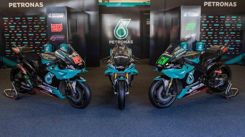 Yamaha YZF R1 Petronas SRT 2