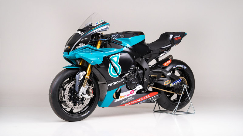 Yamaha YZF R1 Petronas SRT 4