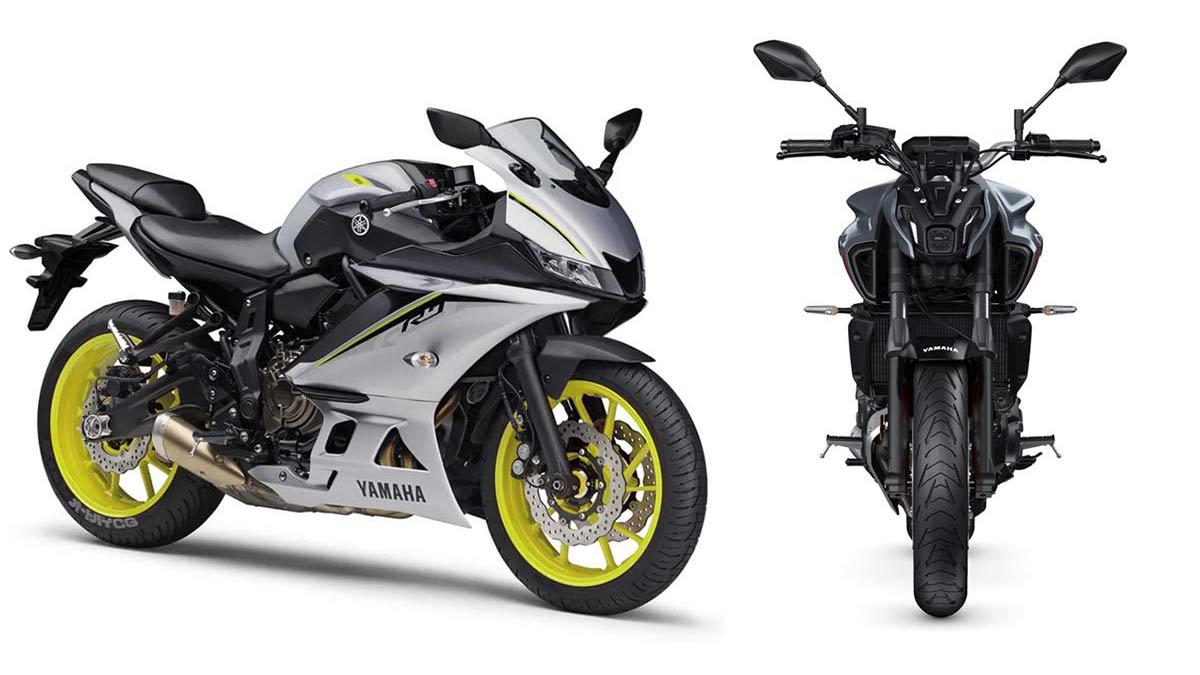Yamaha YZF-R7, la MT-07 deportiva ¿digna sucesora de la R6? (image)
