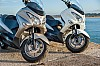 Suzuki Burgman 125 200 comparativa 4