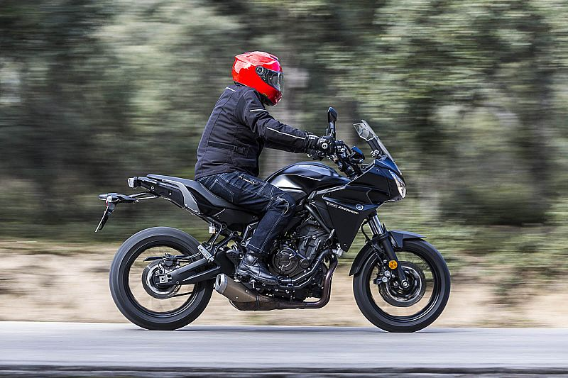 Prueba Yamaha Tracer 700