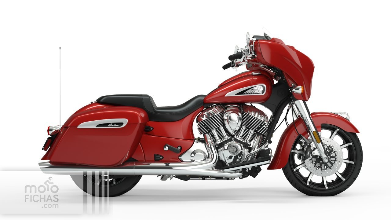 19 indian chieftain limited 2019 perfil