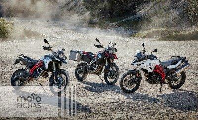 Nuevas BMW F 700 GS, F 800 GS y F 800 GS Adventure 2017 (image)