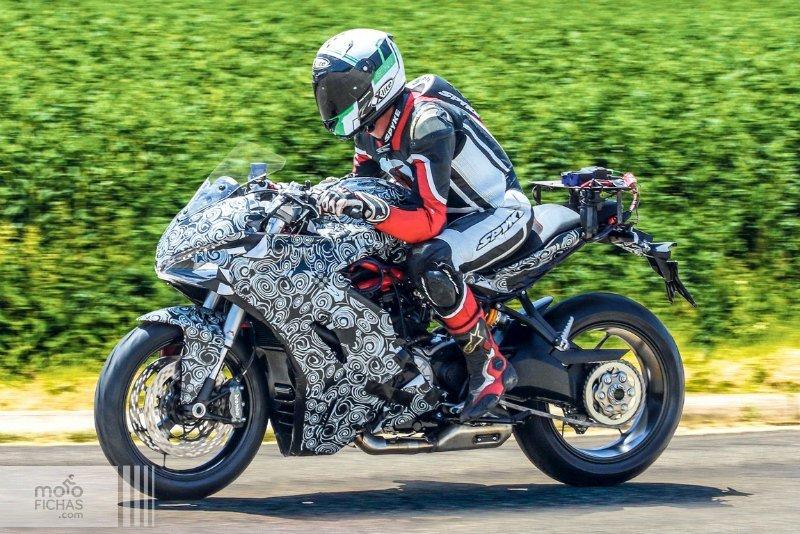 Ducati 939 SuperSport 2017 noticia
