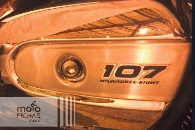 Nuevo motor Harley Milwakee Eight: más válvulas (image)