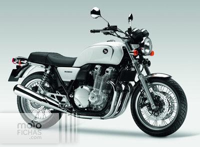 Honda CB1100EX: belleza clásica (image)