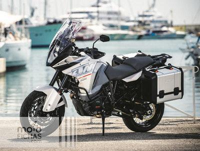 Llamada a revisión KTM 1290 Super Adventure (image)