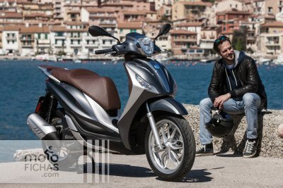 A la venta el nuevo Piaggio Medley 125 ABS (image)
