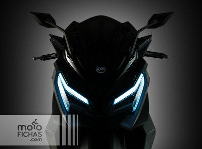 """SYM Maxsym 500 """"Concept"""" (image)"""