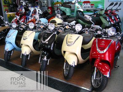 Las matriculaciones de motos crecen cerca de un 14% en 2016 (image)