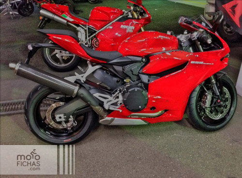 Otro crimen: Ducati 899 Panigale (image)