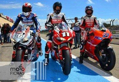 Track Day en Montmeló de Ducati con Rubén Xaus (image)