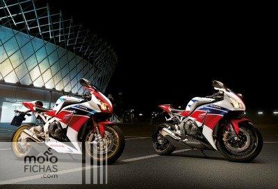 La Honda CBR1000RR Fireblade llegará en 2017 (image)