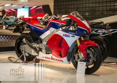 Honda llevará dos de sus joyas a Motoh! 2016 (image)