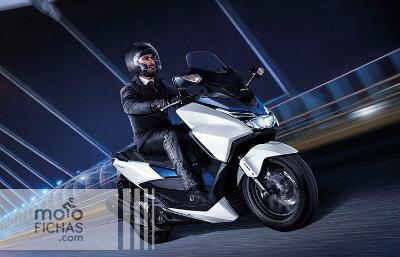 La moto, un buen síntoma de la recuperación económica (image)
