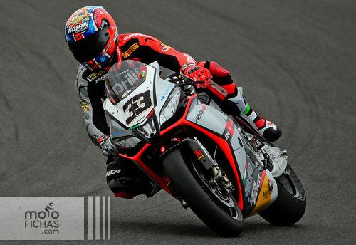 Carrera-Magny-Cours-Melandri-2014
